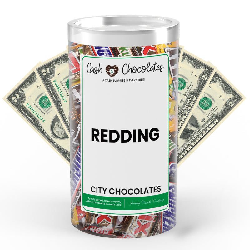 Redding City Cash Chocolates