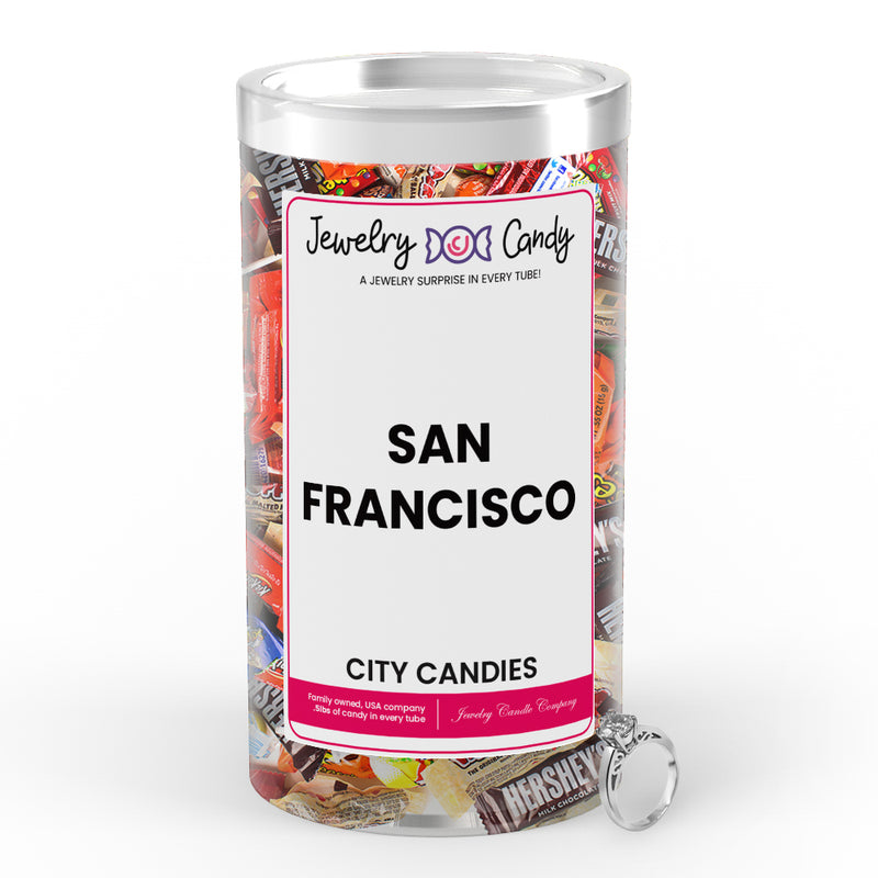 San Francisco City Jewelry Candies