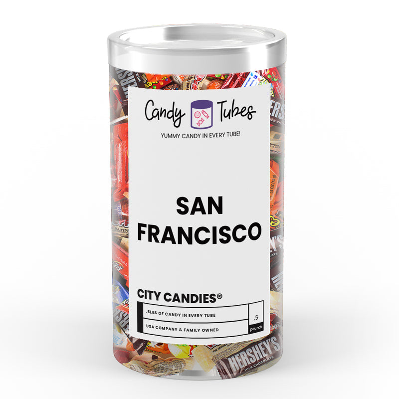 San Francisco City Candies