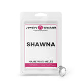 SHAWNA Name Jewelry Wax Melts
