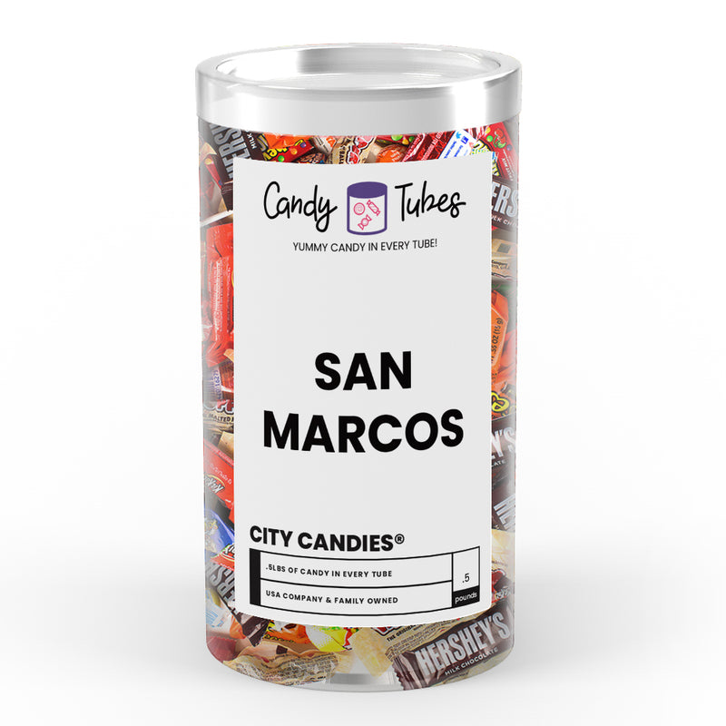 San Marcos City Candies