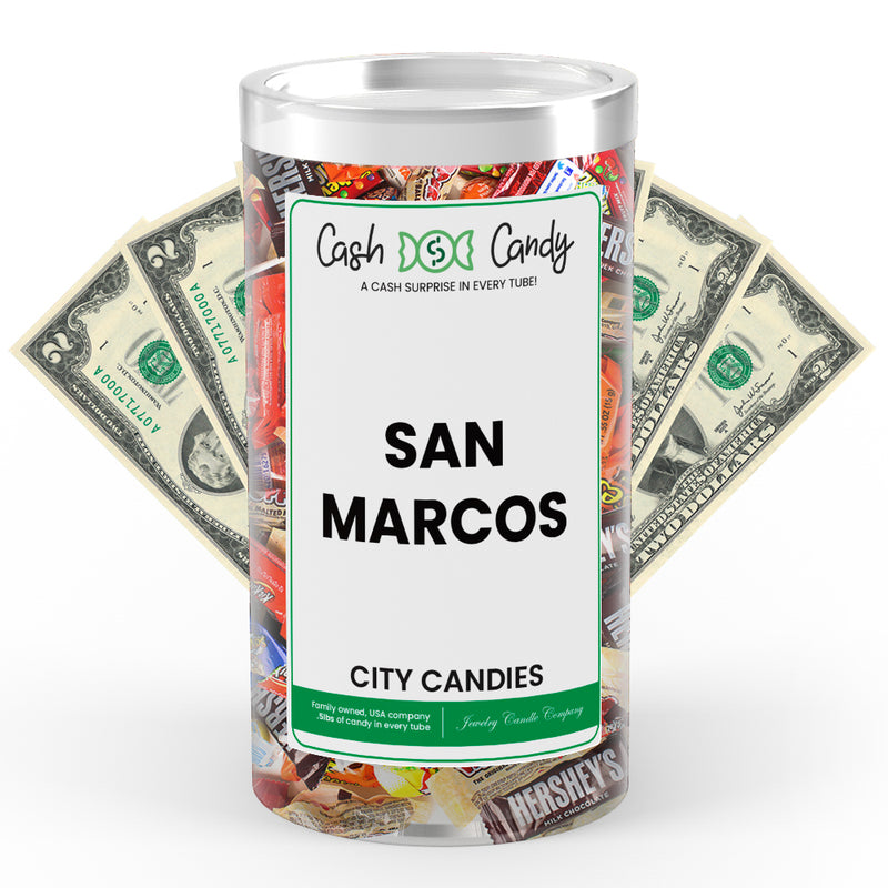 San Marcos City Cash Candies
