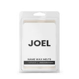 JOEL Name Wax Melts