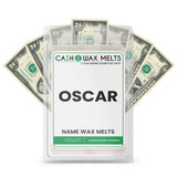 OSCAR Name Cash Wax Melts