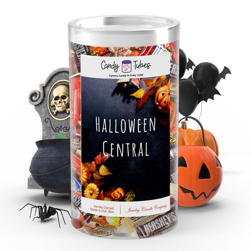 Halloween central Candy