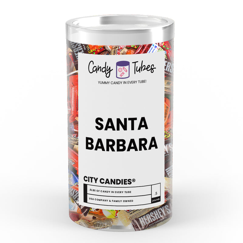 Santa Barbara City Candies