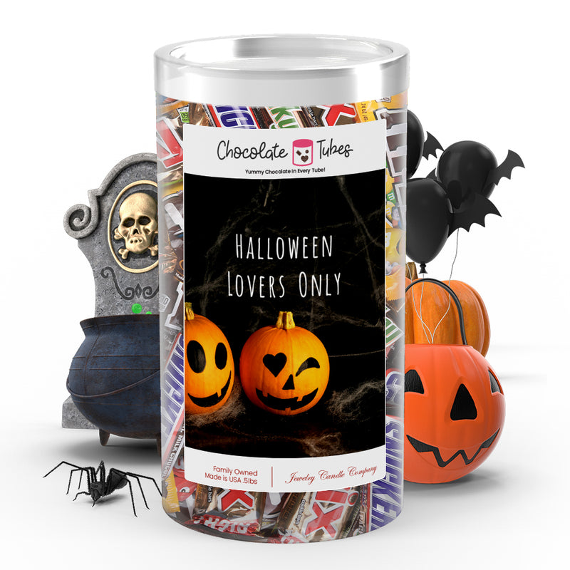 Halloween lovers only Chocolates