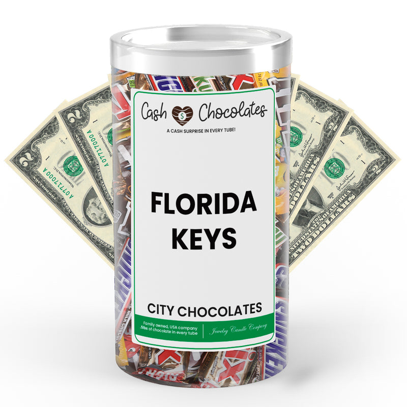 Florida Keys City Cash Chocolates