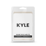 KYLE Name Wax Melts