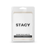 STACY Name Wax Melts
