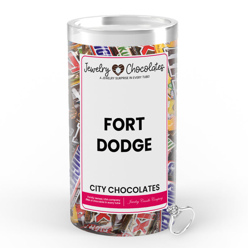 Fort Dodge City Jewelry Chocolates