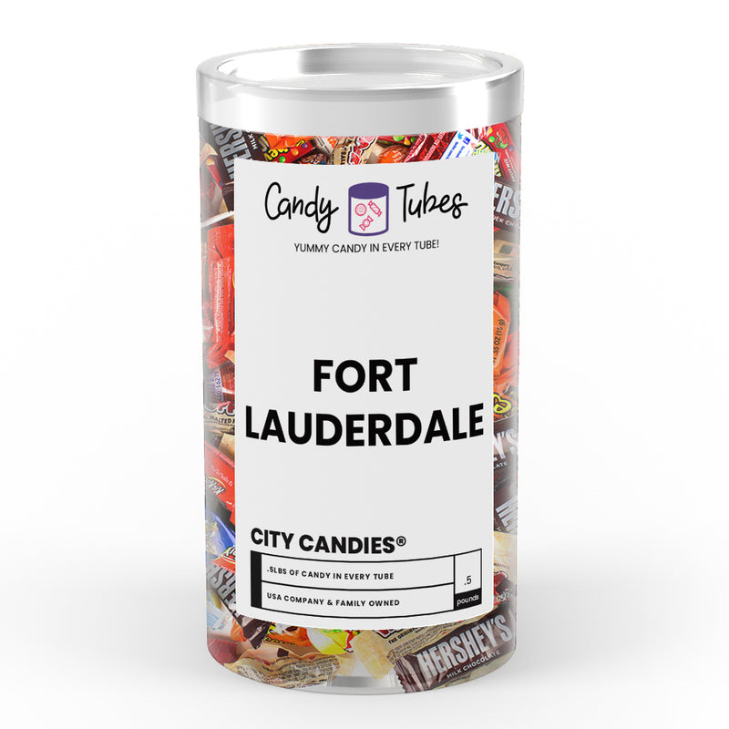 Fort Louderdale City Candies