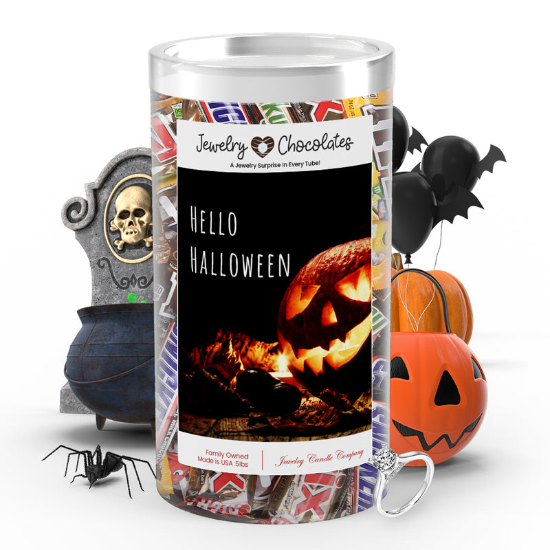 Hello halloween Jewelry Chocolates