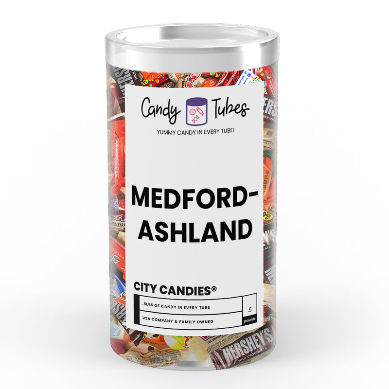 Medford-ashland City Candies