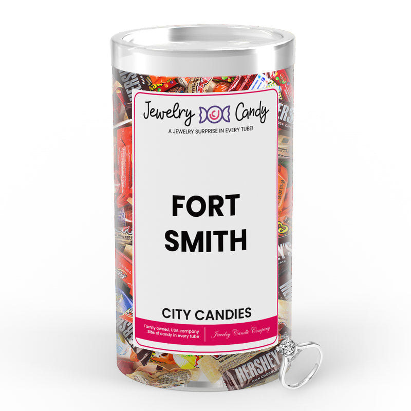 Fort Smith City Jewelry Candies