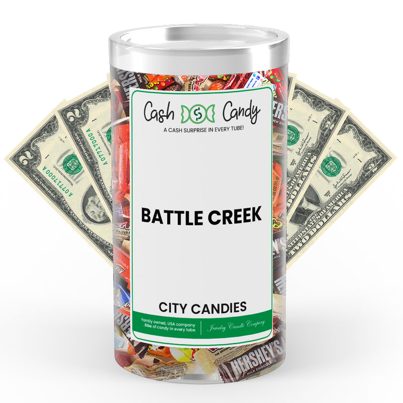 Battle Creek City Cash Candies