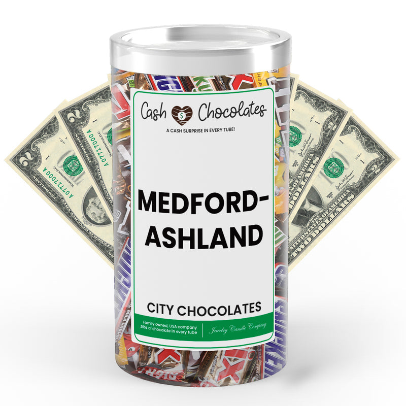 Medford-ashland City Cash Chocolates