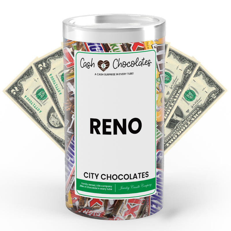 Reno City Cash Chocolates