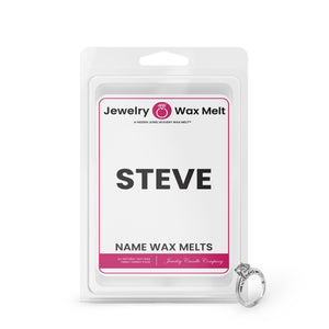STEVE Name Jewelry Wax Melts