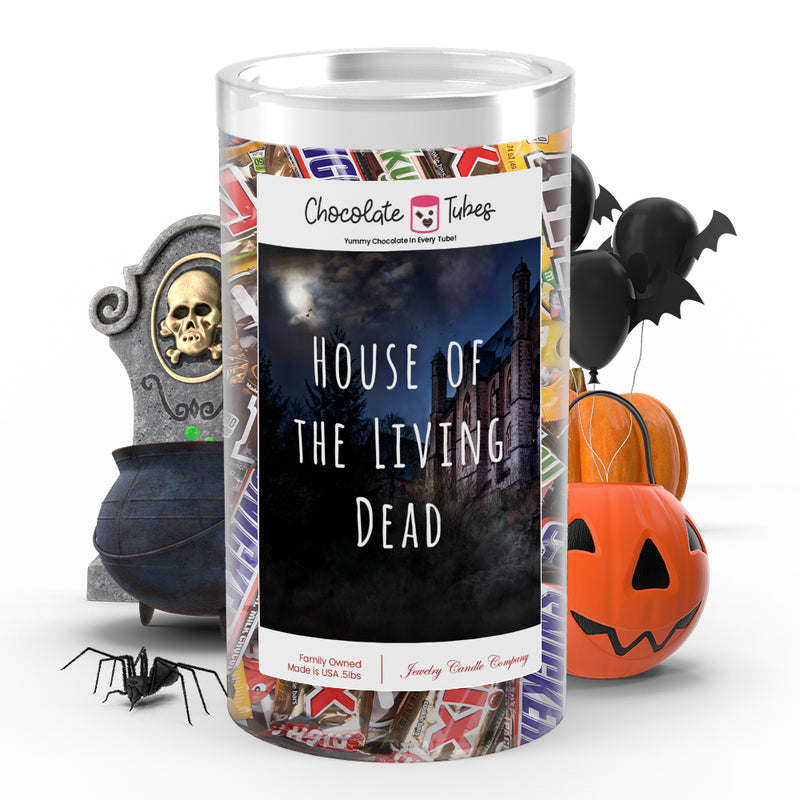 House of the living dead Chocolates