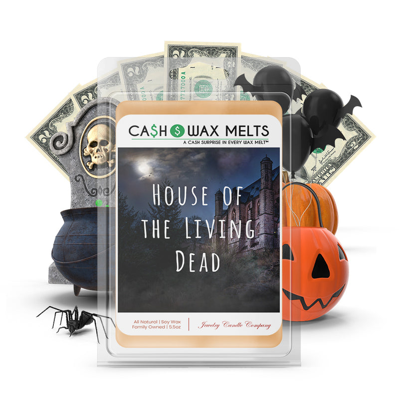 House of the living dead Cash Wax Melts