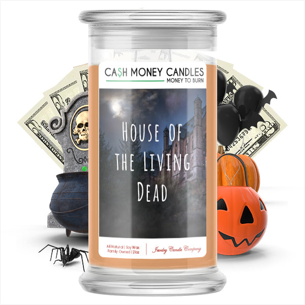 House of the living dead Cash Money Candle