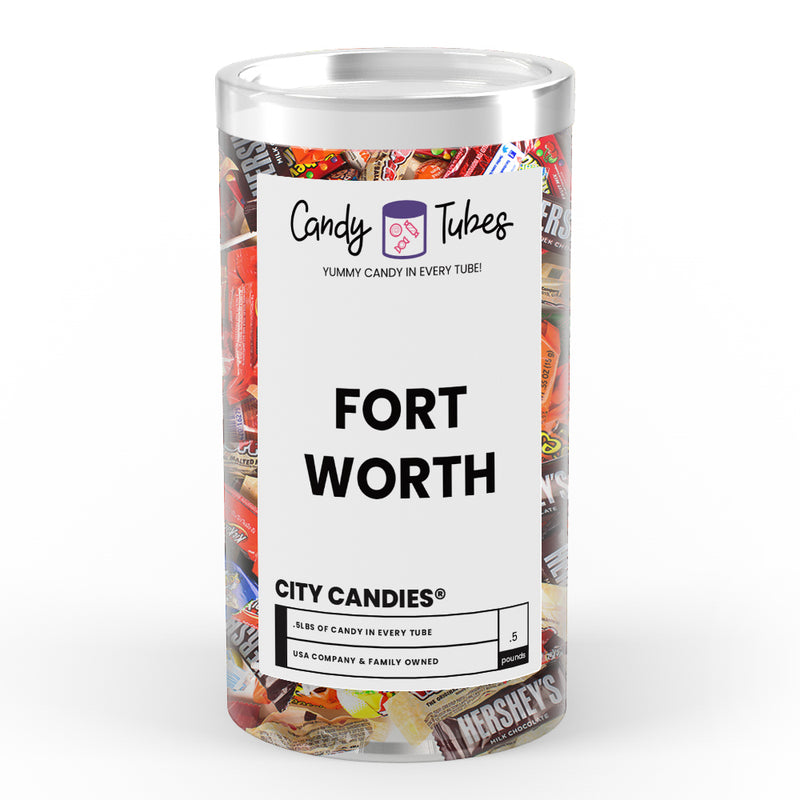 Fort Worth City Candies