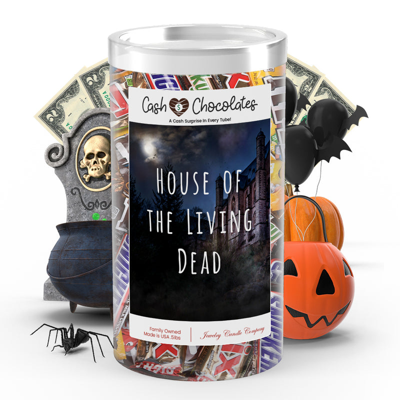 House of the living dead Cash Chocolates