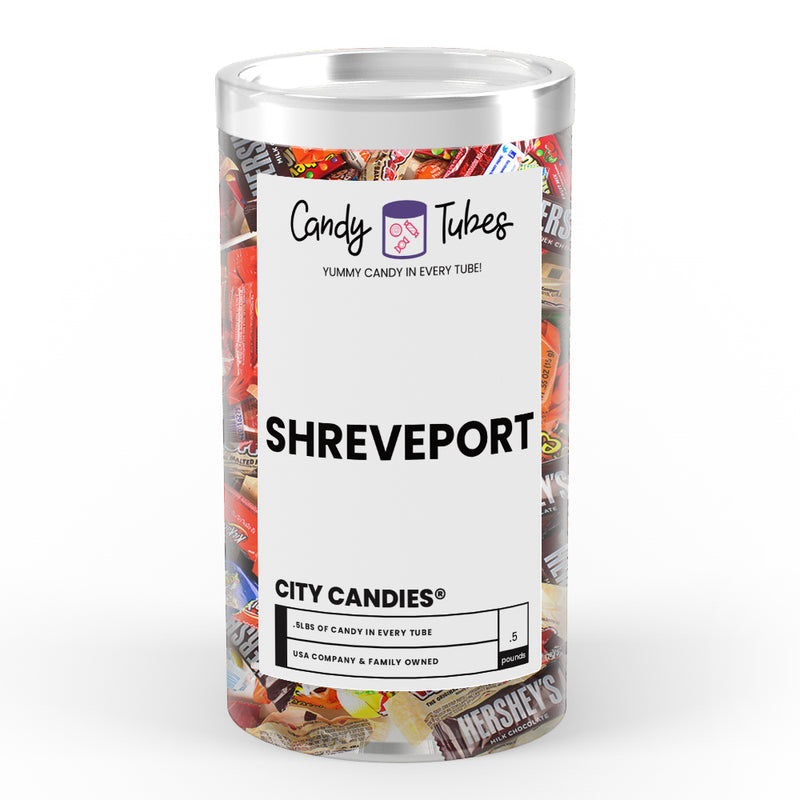 Shreveport City Candies