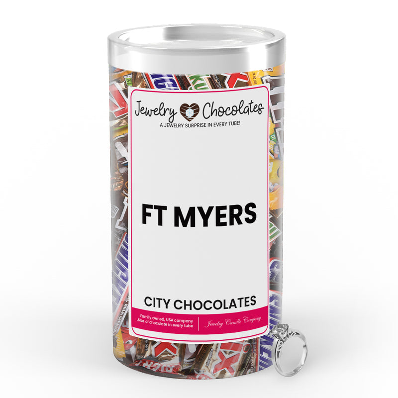 FT Myers City Jewelry Chocolates