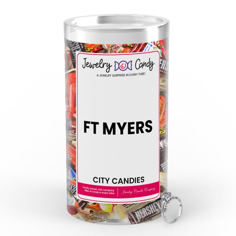 FT Myers City Jewelry Candies