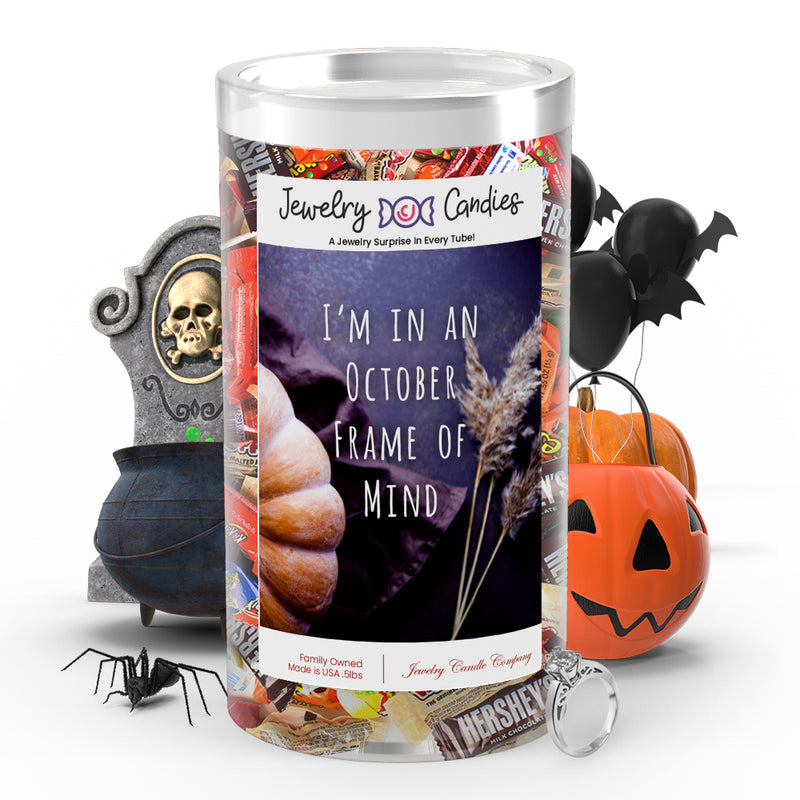 I'm in october frame of mind Jewelry Candy