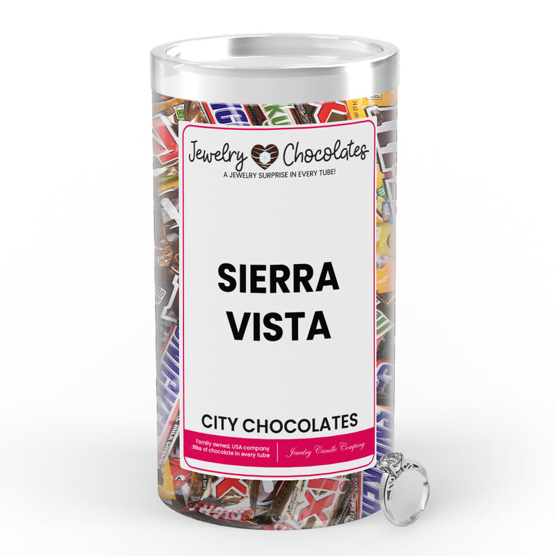 Sierra vista City Jewelry Chocolates