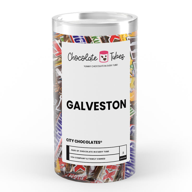 Galveston City Chocolates