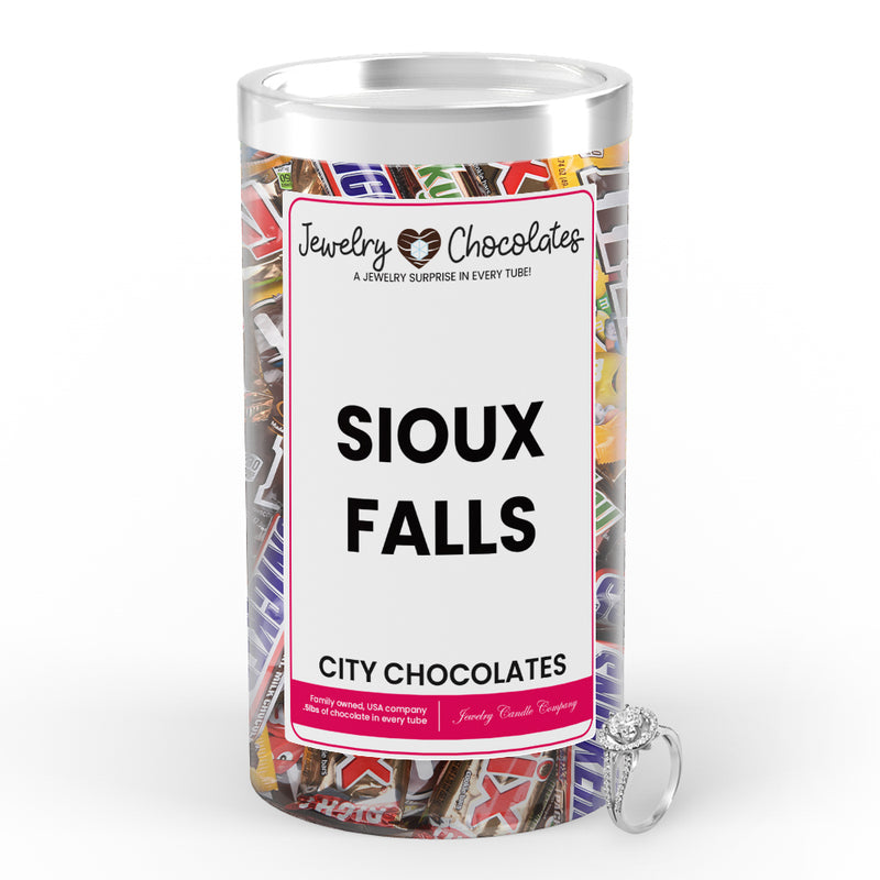 Sioux Falls City Jewelry Chocolates