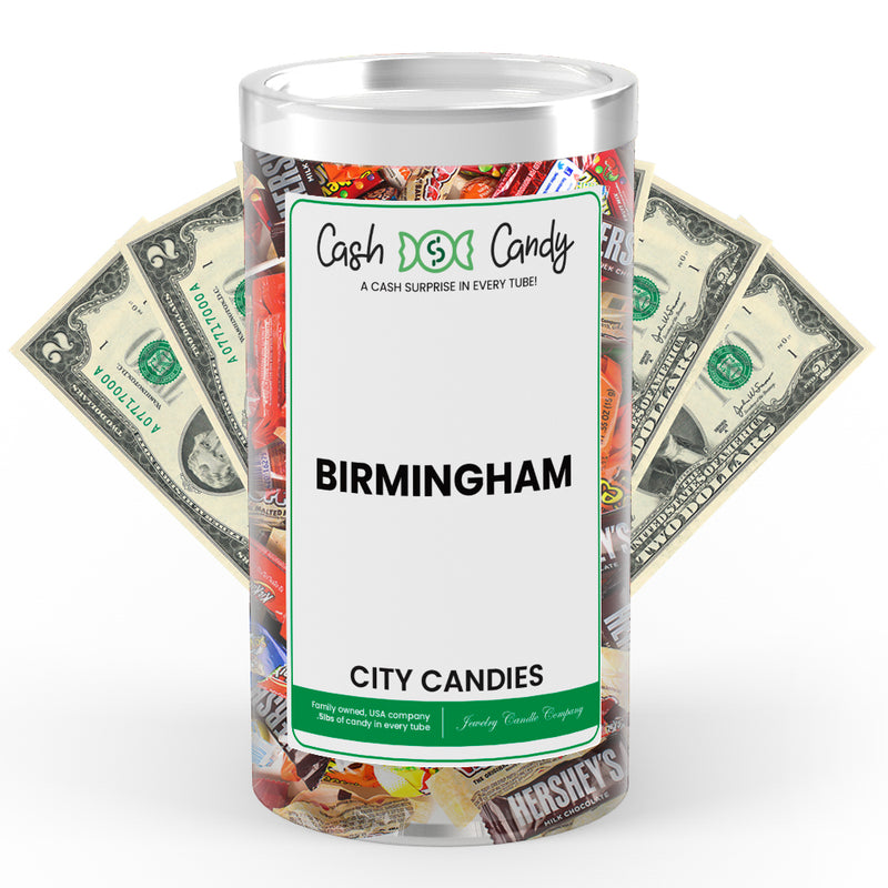 Birmingham City Cash Candies