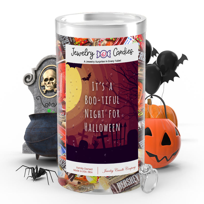 It's a boo-tiful night for halloween Jewelry Candy