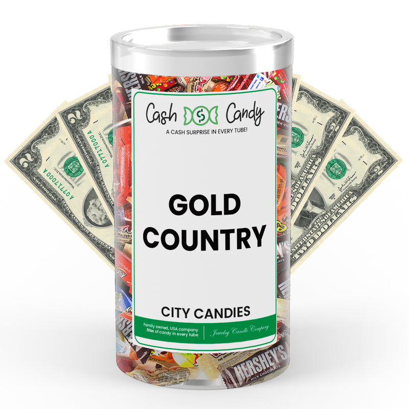 Gold Country City Cash Candies