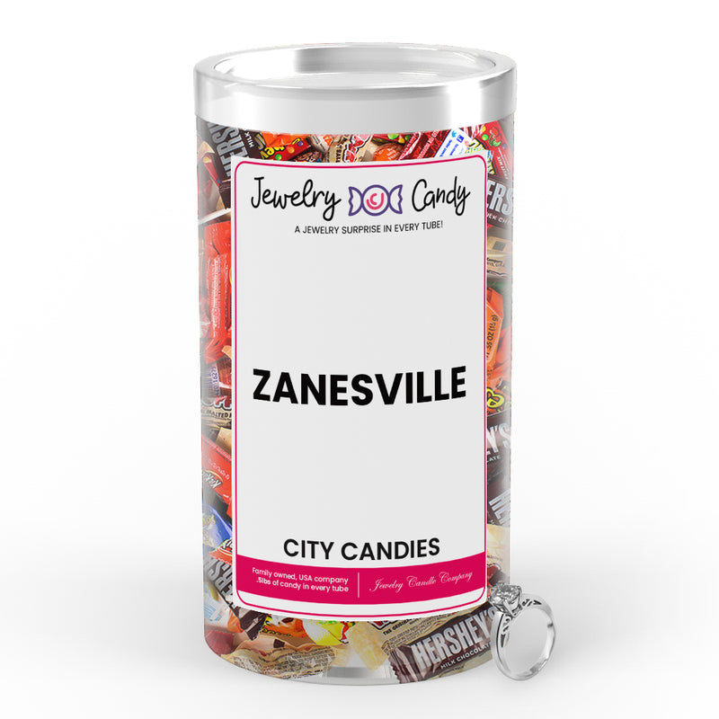 Zanesville City Jewelry Candies
