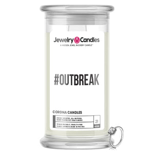 #OUTBREAK Jewelry Candle
