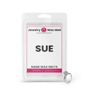 SUE Name Jewelry Wax Melts