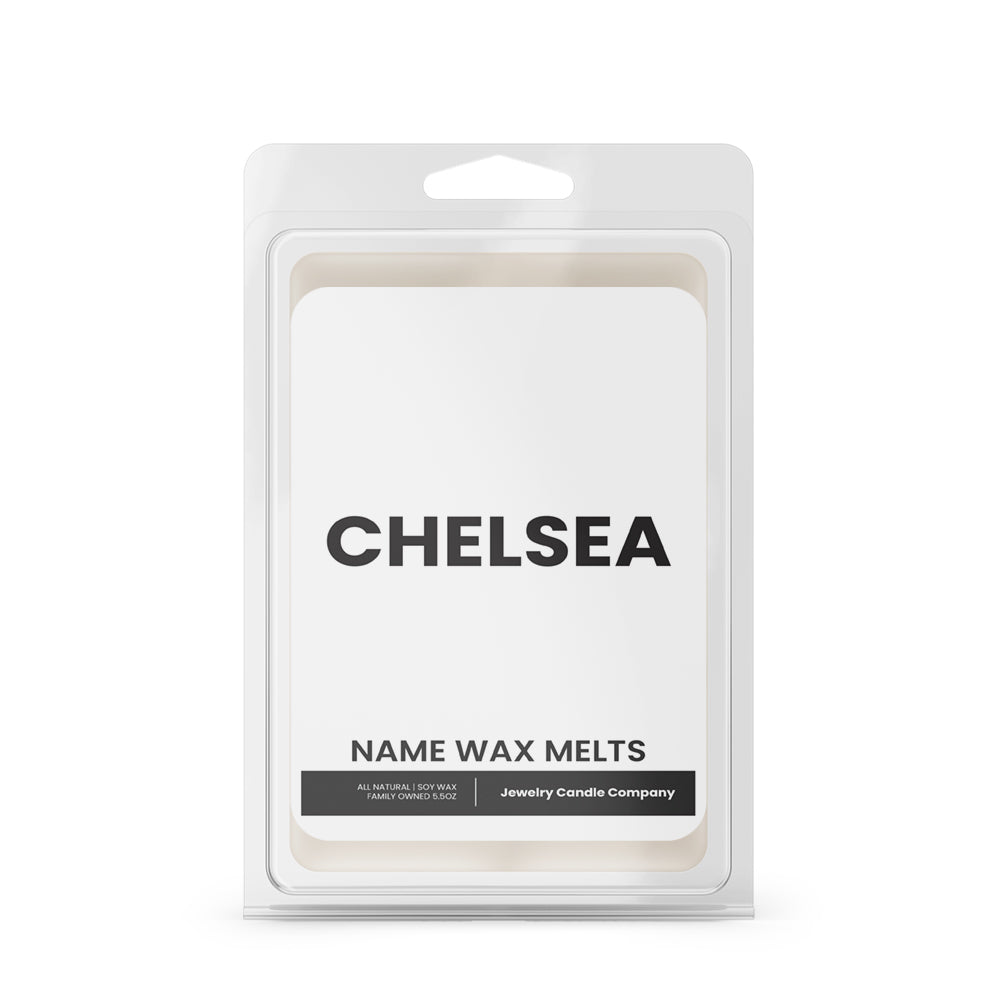 CHELSEA Name Wax Melts
