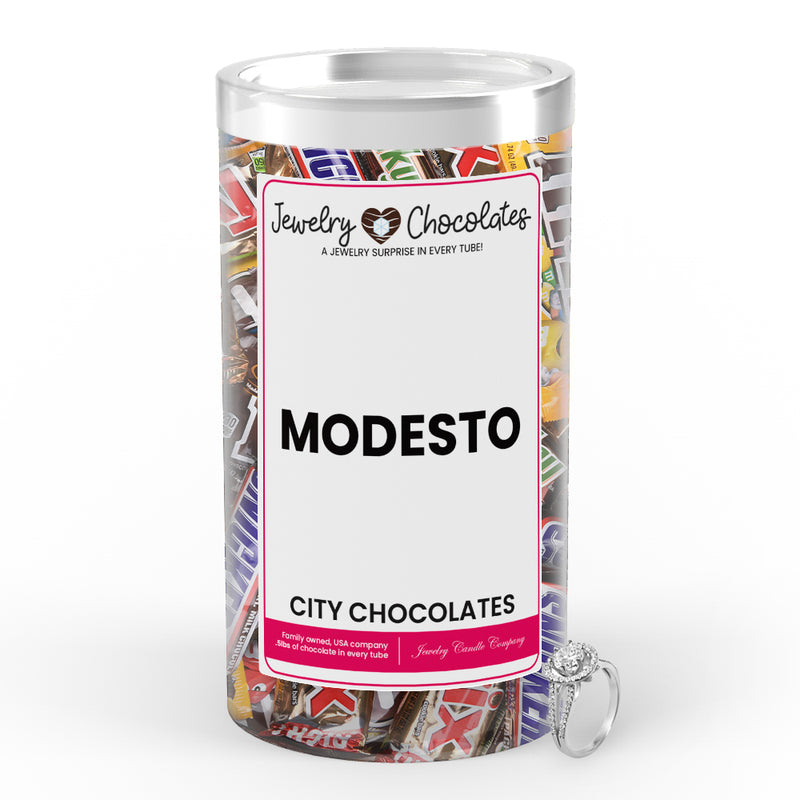 Modesto City Jewelry Chocolates