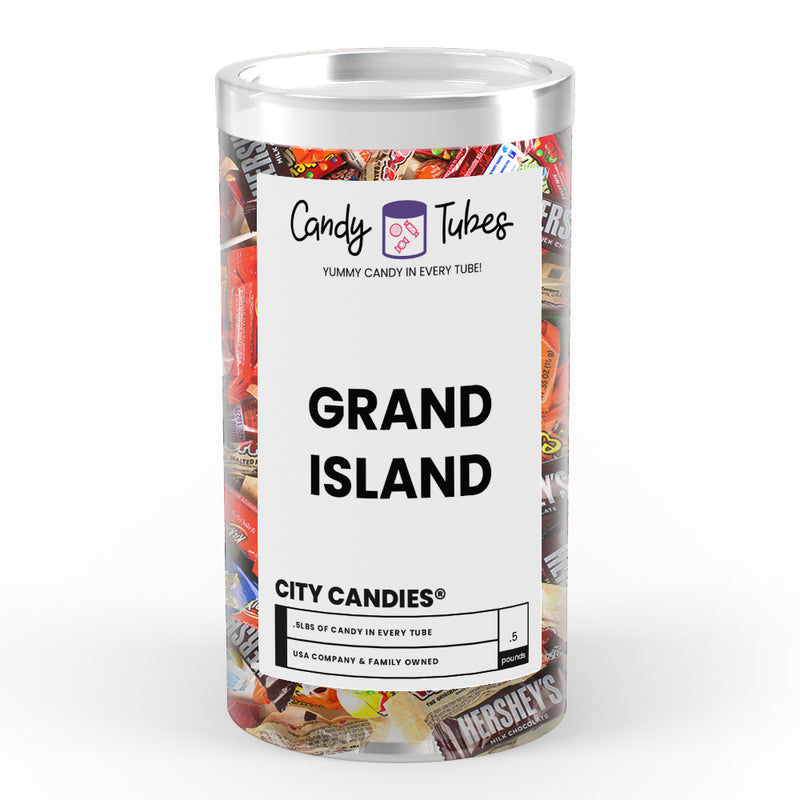 Grand Island City Candies