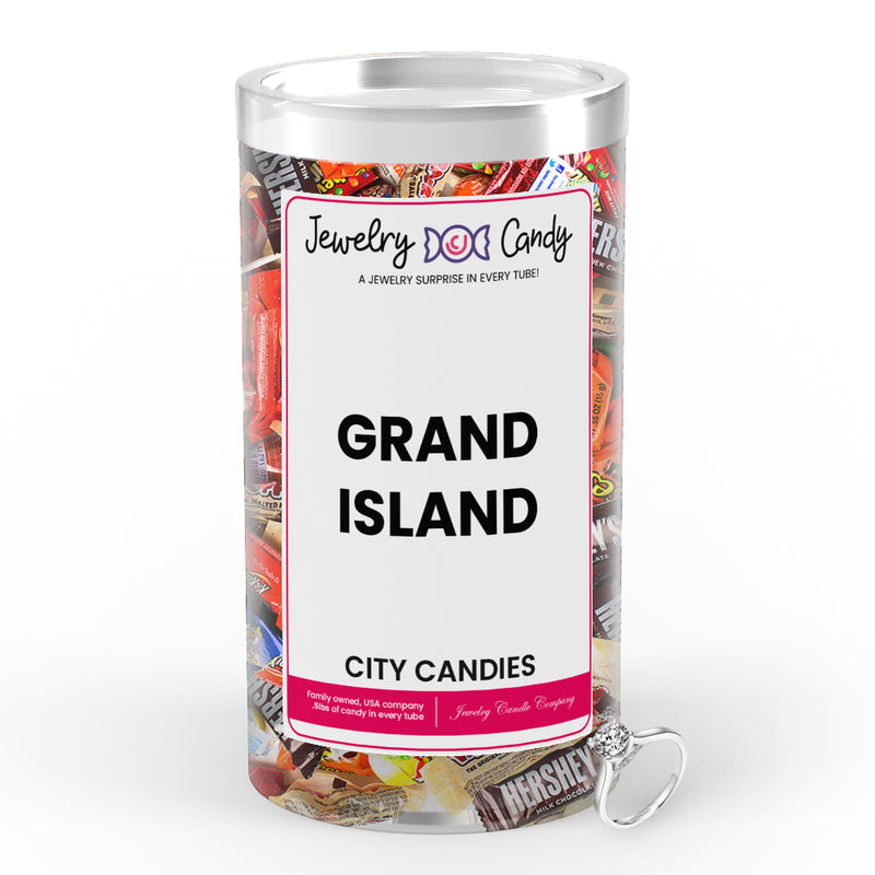 Grand Island City Jewelry Candies