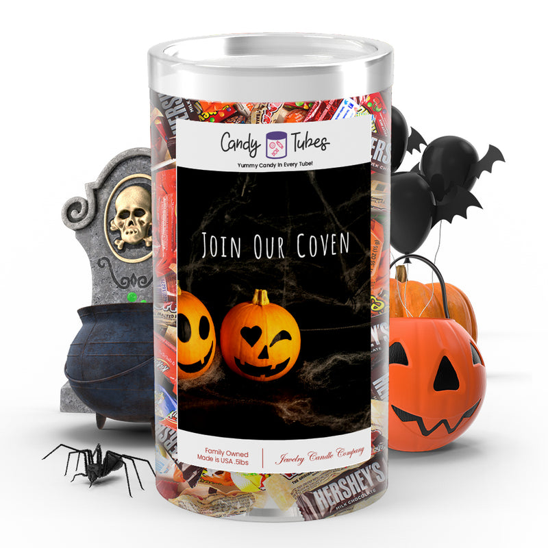Join your coven Candy