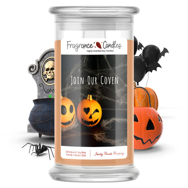 Join your coven Fragrance Candle