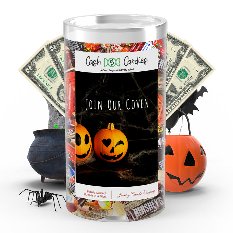 Join your coven Cash Candy