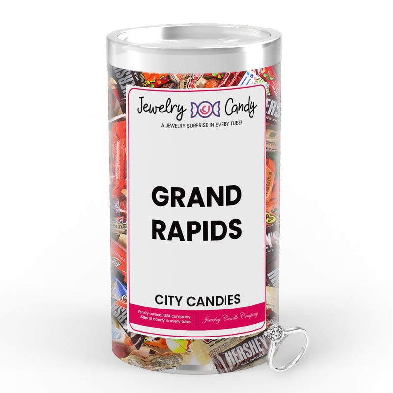 Grand Rapids City Jewelry Candies