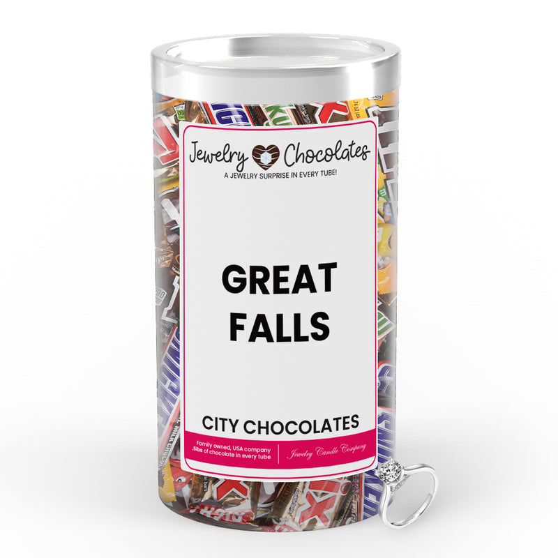 Great Falls City Jewelry Chocolates